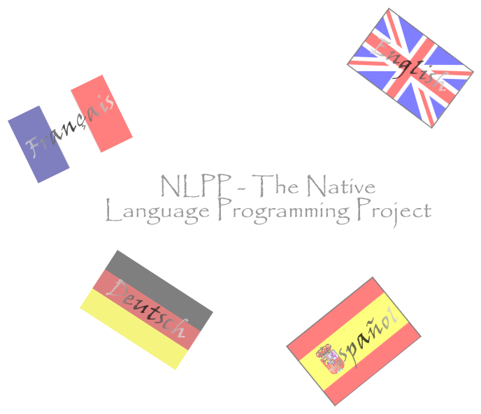 The Native Language Programming Project